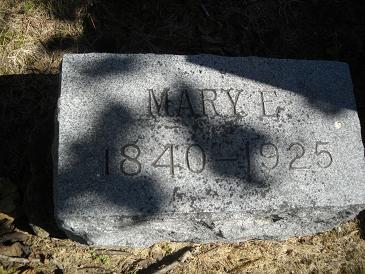 BEALS, MARY E - Lucas County, Iowa   MARY E BEALS