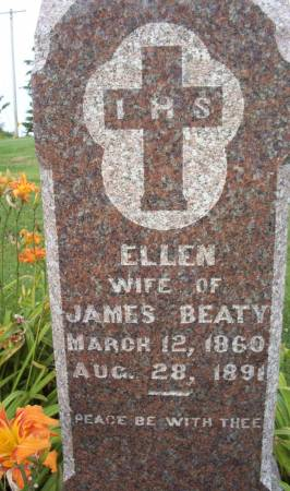 BEATY, ELLEN - Lucas County, Iowa | ELLEN BEATY
