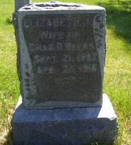 BEERS, ELIZABETH J. - Lucas County, Iowa | ELIZABETH J. BEERS
