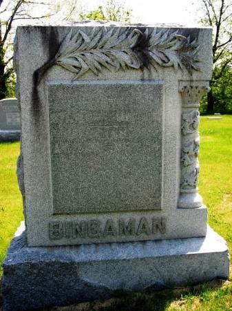 BINGAMAN, DANIEL C - Lucas County, Iowa | DANIEL C BINGAMAN
