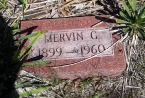 CARTER, MERVIN G. - Lucas County, Iowa | MERVIN G. CARTER