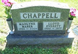 CHAPPELL, LLOYD EVERETT - Lucas County, Iowa | LLOYD EVERETT CHAPPELL