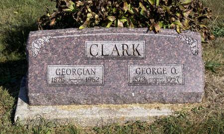 CLARK, GEORGIAN - Lucas County, Iowa | GEORGIAN CLARK
