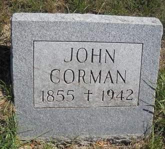 CORMAN, JOHN - Lucas County, Iowa | JOHN CORMAN