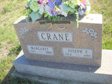 HARTZER CRANE, MARGARET - Lucas County, Iowa | MARGARET HARTZER CRANE