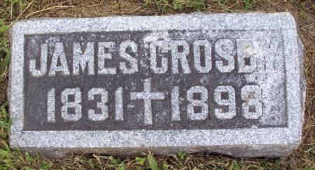 CROSBY, JAMES - Lucas County, Iowa   JAMES CROSBY