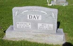 DAY, BRADFORD M. - Lucas County, Iowa | BRADFORD M. DAY