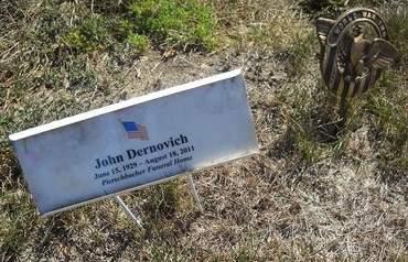 DERNOVICH, JOHN - Lucas County, Iowa | JOHN DERNOVICH