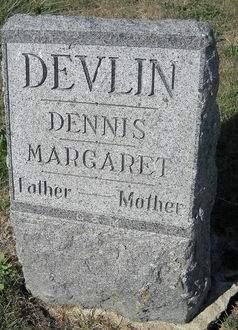 DEVLIN, MARGARET - Lucas County, Iowa | MARGARET DEVLIN