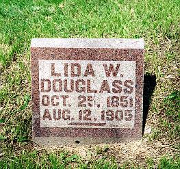 DOUGLASS, LIDA W - Lucas County, Iowa | LIDA W DOUGLASS