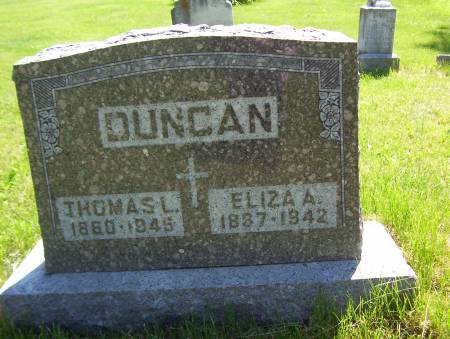 DUNCAN, THOMAS L. - Lucas County, Iowa | THOMAS L. DUNCAN