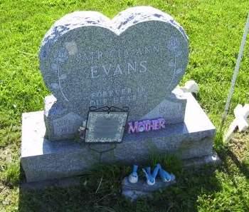 EVANS, PATRICIA ANN - Lucas County, Iowa | PATRICIA ANN EVANS