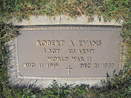 EVANS, ROBERT A - Lucas County, Iowa | ROBERT A EVANS
