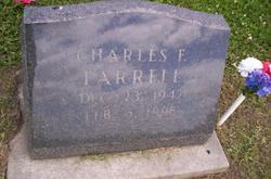 FARRELL, CHARLES F. - Lucas County, Iowa | CHARLES F. FARRELL