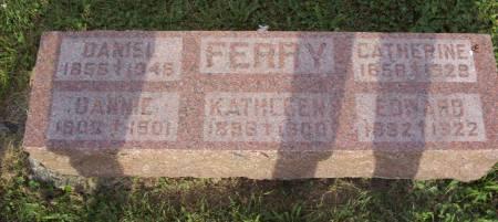 FERRY, CATHERINE - Lucas County, Iowa | CATHERINE FERRY