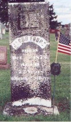 FUDGE, JACOB - Lucas County, Iowa | JACOB FUDGE