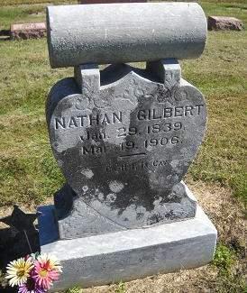 GILBERT, NATHAN - Lucas County, Iowa   NATHAN GILBERT