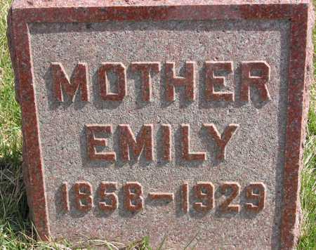 GRANVILLE, EMILY - Lucas County, Iowa | EMILY GRANVILLE