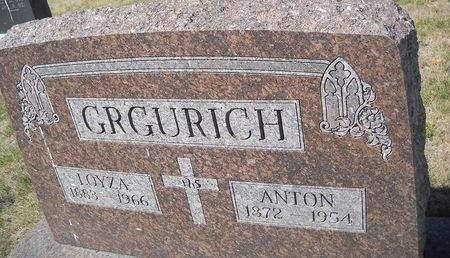 CUCULICH GRGURICH, LOYZA - Lucas County, Iowa | LOYZA CUCULICH GRGURICH