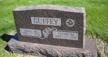 SHRADER GUFFEY, EDNA M - Lucas County, Iowa | EDNA M SHRADER GUFFEY