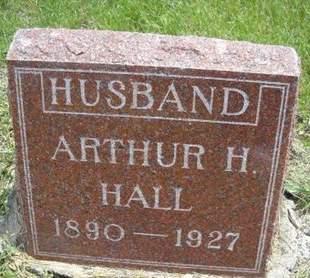 HALL, ARTHUR H - Lucas County, Iowa | ARTHUR H HALL