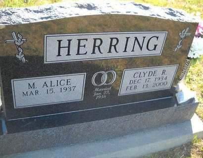 HERRING, CLYDE R. - Lucas County, Iowa | CLYDE R. HERRING