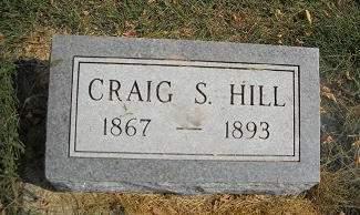 HILL, CRAIG S - Lucas County, Iowa | CRAIG S HILL
