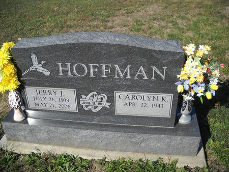 HOFFMAN, CAROLYN K - Lucas County, Iowa | CAROLYN K HOFFMAN