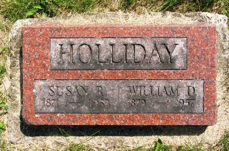 HOLLIDAY, SUSAN R - Lucas County, Iowa | SUSAN R HOLLIDAY