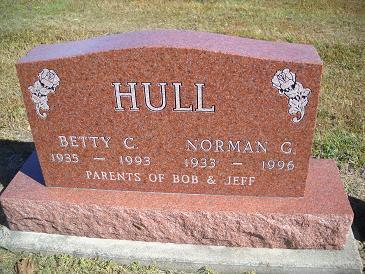 HULL, NORMAN G - Lucas County, Iowa | NORMAN G HULL