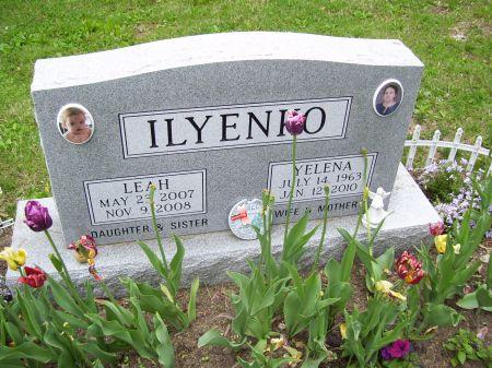 ILYENKO, LEAH - Lucas County, Iowa   LEAH ILYENKO