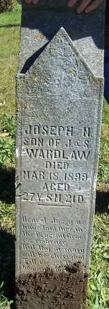 WARDLAW, JOSEPH N. - Lucas County, Iowa | JOSEPH N. WARDLAW