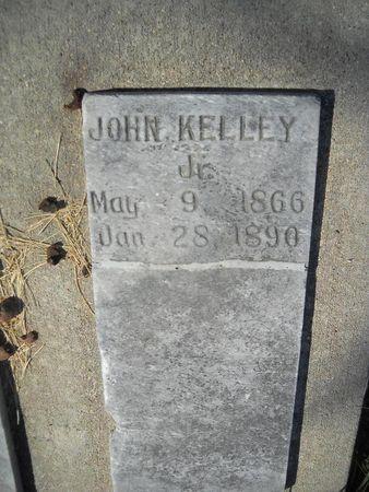 KELLEY, JOHN, JR - Lucas County, Iowa | JOHN, JR KELLEY