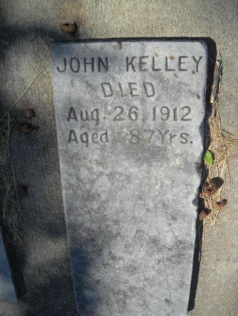 KELLEY, JOHN, SR - Lucas County, Iowa   JOHN, SR KELLEY