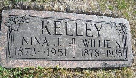 KELLEY, NINA J - Lucas County, Iowa | NINA J KELLEY