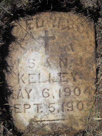 KELLEY, S. EDWARD - Lucas County, Iowa   S. EDWARD KELLEY
