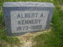 KENNEDY, ALBERT A. - Lucas County, Iowa | ALBERT A. KENNEDY