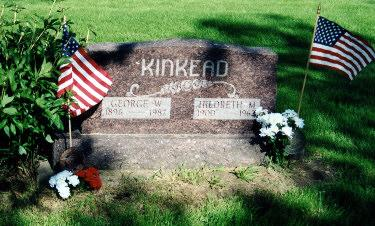 KINKEAD, HILDRETH MARIE - Lucas County, Iowa | HILDRETH MARIE KINKEAD