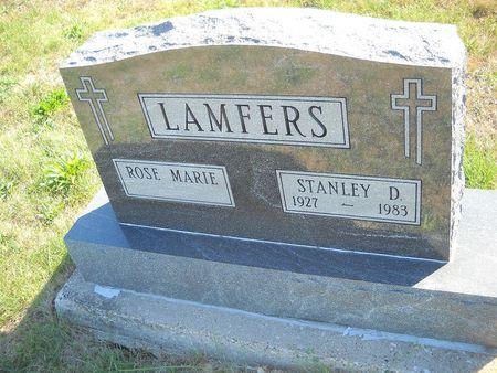 MADISON LAMFERS, ROSE MARIE - Lucas County, Iowa | ROSE MARIE MADISON LAMFERS