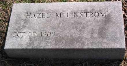 LINSTROM, HAZEL M. - Lucas County, Iowa | HAZEL M. LINSTROM