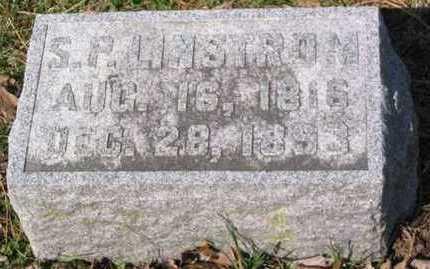 LINSTROM, SAMUEL PETER - Lucas County, Iowa | SAMUEL PETER LINSTROM