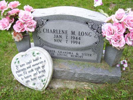 LONG, CHARLENE M. - Lucas County, Iowa | CHARLENE M. LONG