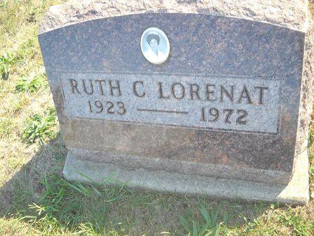 ROSA LORENAT, RUTH C - Lucas County, Iowa | RUTH C ROSA LORENAT