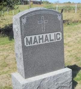 MAHALIC, FAMILY STONE - Lucas County, Iowa | FAMILY STONE MAHALIC