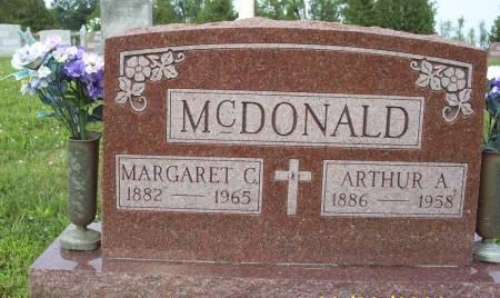 MCDONALD, MARGARET C. - Lucas County, Iowa | MARGARET C. MCDONALD