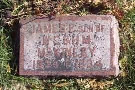 MCKINLEY, JAMES E. - Lucas County, Iowa | JAMES E. MCKINLEY