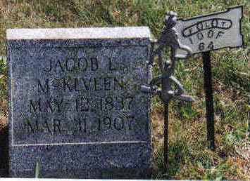 MCKLVEEN, JACOB L. - Lucas County, Iowa | JACOB L. MCKLVEEN