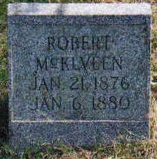 MCKLVEEN, ROBERT - Lucas County, Iowa | ROBERT MCKLVEEN