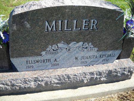 MILLER, ELLSWORTH A - Lucas County, Iowa | ELLSWORTH A MILLER