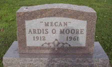 MOORE, ARDIS O.